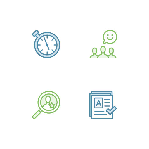 Line Icons and Illustrations